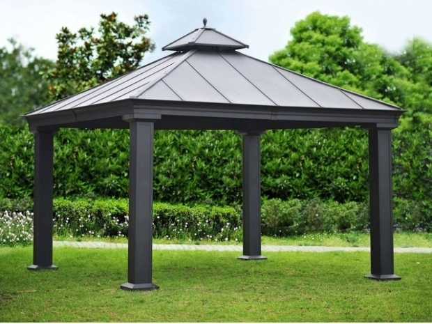 Gorgeous Metal Roof Gazebo Sam's Club Table Decorating Ideas Royal Hardtop Gazebo Sams Club Hardtop