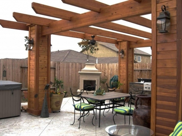 Best Wood For Pergola