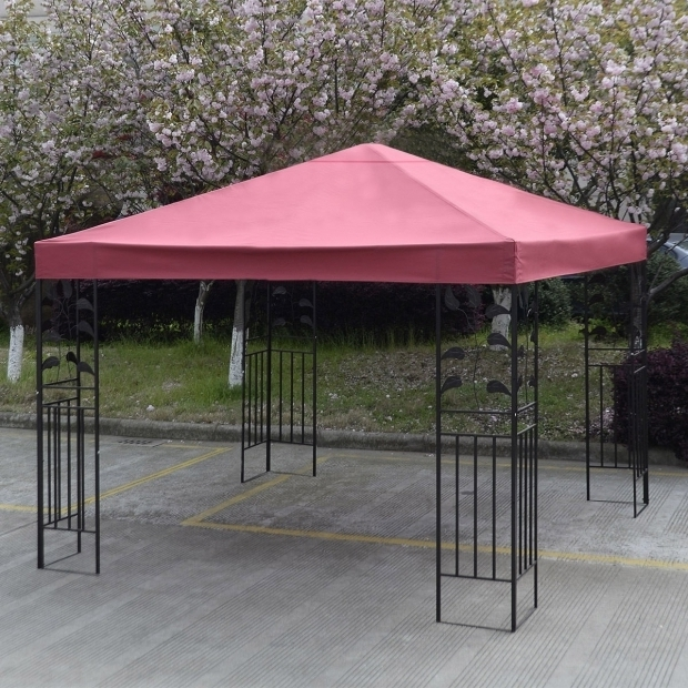 Stunning Gazebo Canopy Replacement Covers 10x10 Two Tier 10 X 10 Gazebo Top Cover Patio Canopy Replacement 1 Tier Or 2