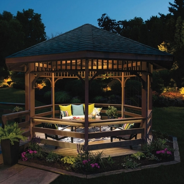 Wonderful Solar Lights For Gazebo Gazebo Ideas Modern Grill Gazebo With Lights With Outdoor Led Tape