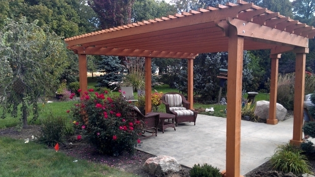 Covered Pergola Kits