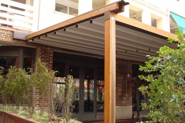 Pergola Covers Waterproof