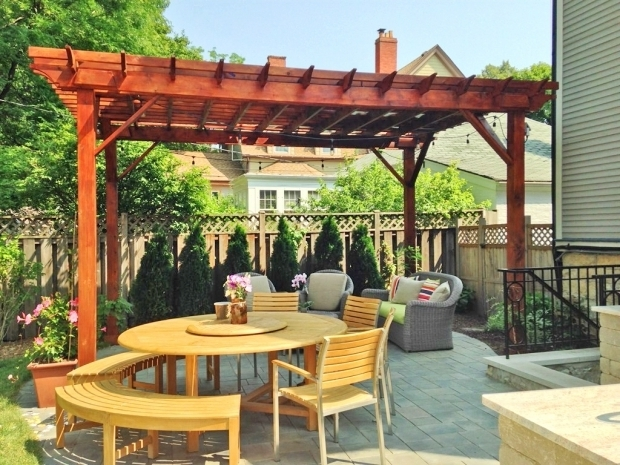 How Much To Build A Pergola