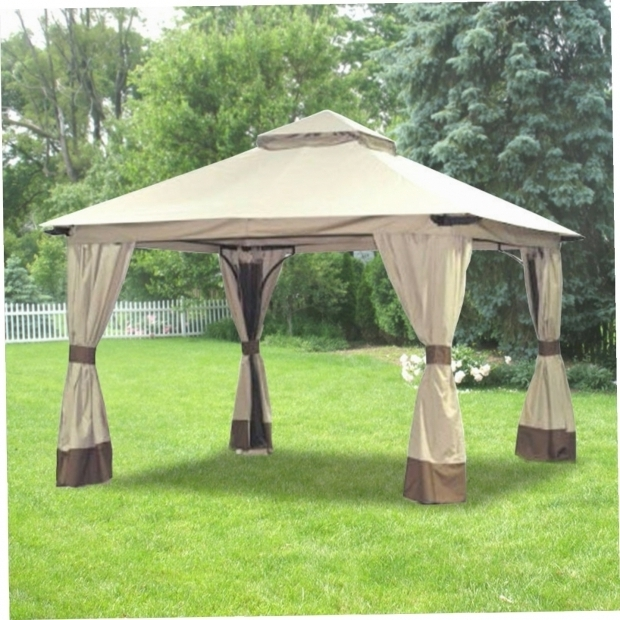 Awesome Wilson & Fisher Gazebo Wilson And Fisher Gazebo Gazebo Ideas