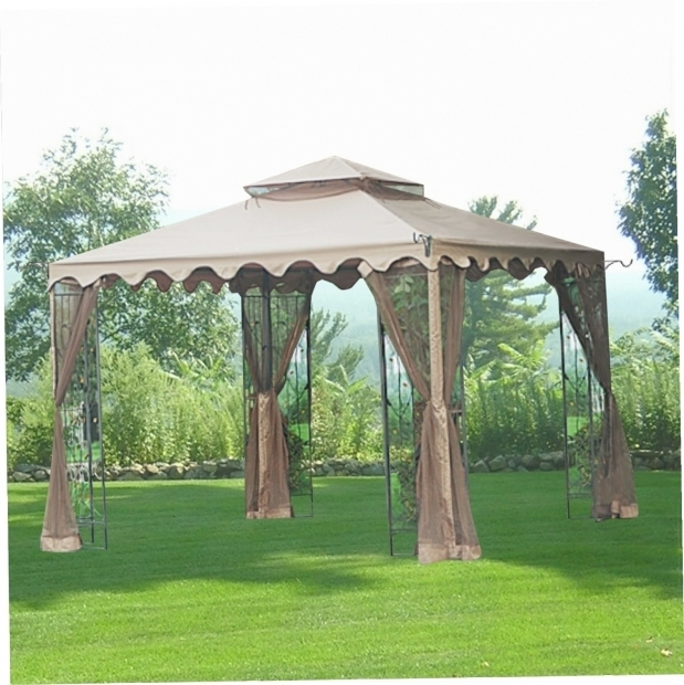 Beautiful Wilson & Fisher Gazebo Wilson And Fisher Gazebo Replacement Parts Gazebo Ideas