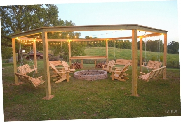 Fantastic Gazebo With Swings Gazebo With Swings Gazebo Ideas