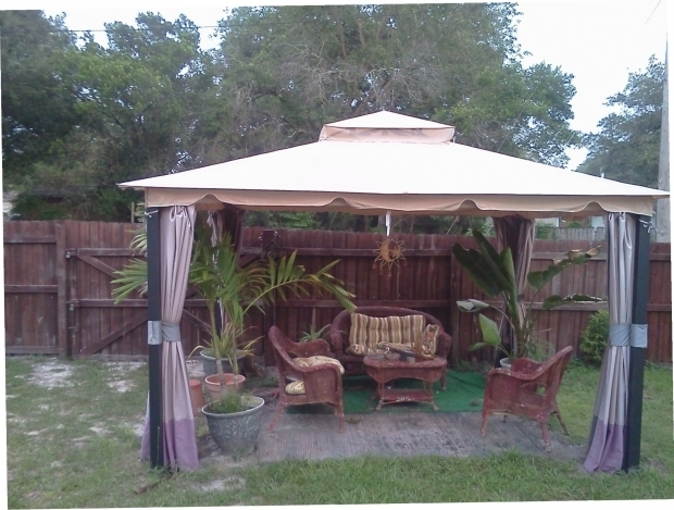 Wilson And Fisher Gazebo Replacement Parts