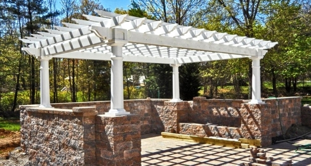 Marvelous Vinyl Gazebo Kits For Sale Pergola Design Ideas Vinyl Pergolas For Sale White Stained Elegant