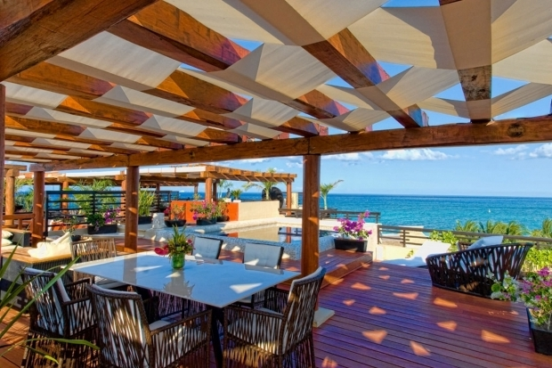 Outstanding Pergola With Fabric Pergola Shade Pratical Solutions For Every Outdoor Space