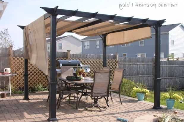 Picture of Sun Shade Fabric For Pergola Decor Tips Appealing Pergola Covers With Patio Furniture And